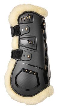 AirFlow Tendon Boots mit Kunstfell