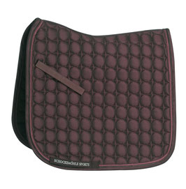 Burgundy - Glossy Power Pad Style D