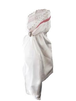 Stock Tie Queen Pink - Plastron