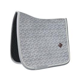 Grau Basic Velvet Dressage