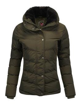 Oak Green Winter Riding Coat