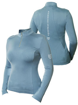 Steel Blue UV Protection Top - SS 2020