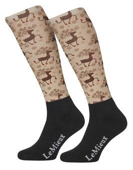 Footsies - Prancing Reindeer
