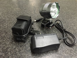 Helmet Light Kit with Mount Adapter: Maxx-006