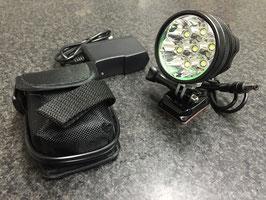 Helmet Light Kit with Mount Adapter: Maxx-008
