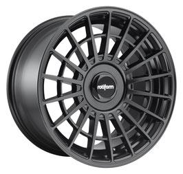 Rotiform LAS-R 8.5x18 Lk 5/112 ET45 Ml 66.6 schwarz matt