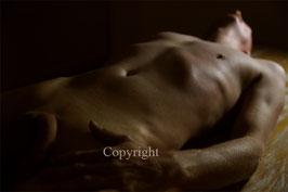 Body Man as Landscape werk 18