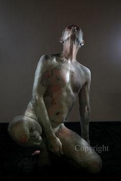 Acient Statue - werk 4