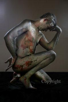 Acient Statue - werk 3