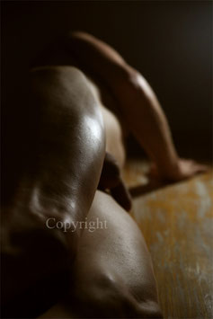 Body Man as Landscape werk 16