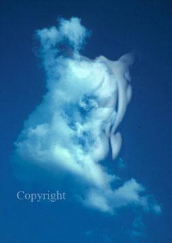 Triptych Clouds - werk 3
