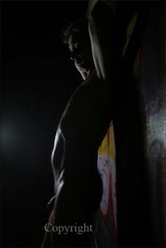 Man at the Wall werk 9