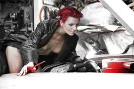 Red Head werk 1
