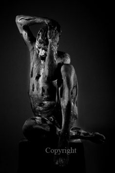 Epressive Statue - werk 6