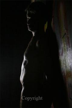 Man at the Wall werk 6