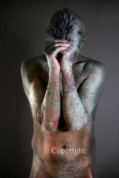 Acient Statue - werk 7