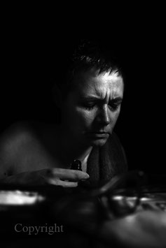 Addicted Woman - work 8