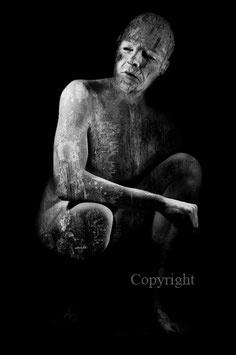 Epressive Statue - werk 5