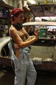 Garage werk 3
