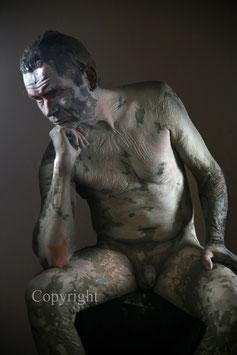 Acient Statue - werk 1