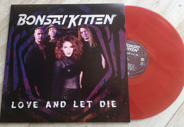 New Album LOVE AND LET DIE - colored 180g Vinyl