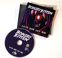 New Album LOVE AND LET DIE - CD