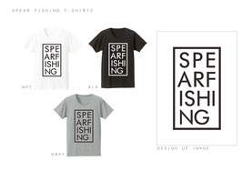 【ご予約商品】S.F.W APPAREL/【SPEARFISHING】 T- SHIRT