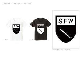 【ご予約商品】S.F.W APPAREL/【S.F.W エンブレム】 T- SHIRT