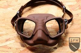 SIGAL SUB/ローボリュームマスク(ブラウン)