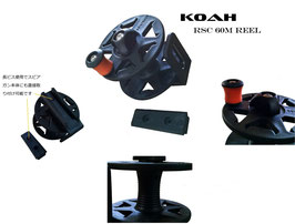 KOAH SPEARGUNS/スピアガン リール