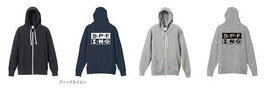 【ご予約商品】S.F.W APPAREL/【SPF > ING】 HOODED SWEAT (ZIP UP)