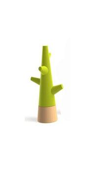 Porta Gioielli - Snapp Design - Verde Acido