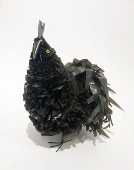 Plastic Chicken - nero