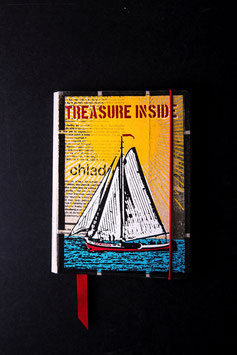 Notebook - Treasure inside