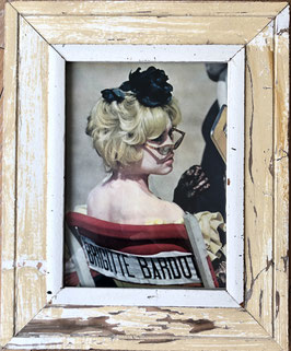 34x43 Brigitte Bardot