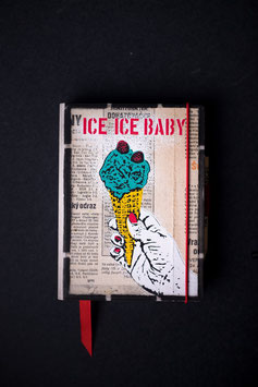 Notebook - Ice Ice baby