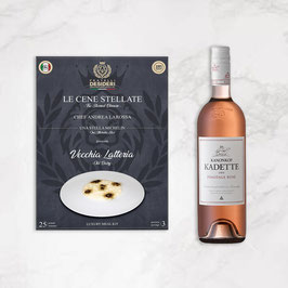 Vecchia Latteria & Kanonkop Pinotage Rosè