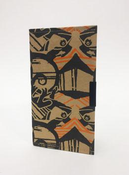 Porta Documenti da viaggio - Wren Design - CAMA Orange