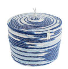 Contenitore blu