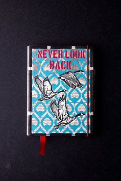 Notebook - Never look back