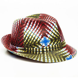 Cappello Trilby - Babatunde - Linea Djenne