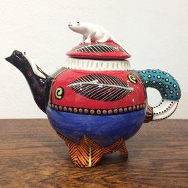 Teiera Ceramica - Theo Ntuntwana