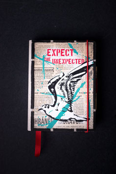 Notebook - Expect the unexpected