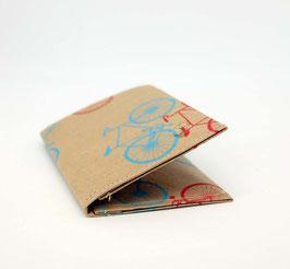 Porta carte di credito - Wren Design - City Bikes