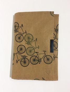 Notebook Organiser - Wren Design - Forest Bike