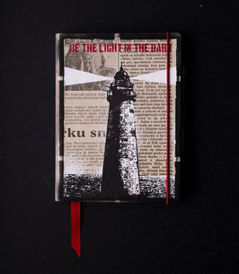 Notebook - Be the light in the dark