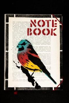 Notebook Grande - Viaggia lontano... - Paper Memories