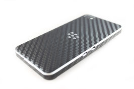 BlackBerry z10 Carbonfolie