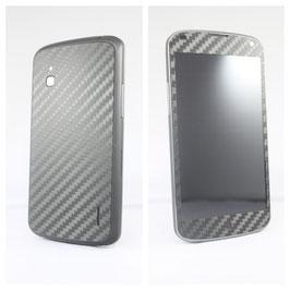 LG Google Nexus 4 Carbonfolie