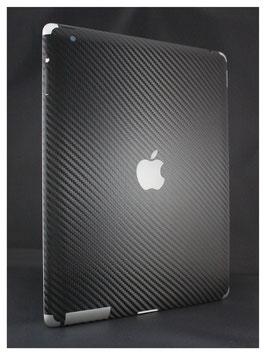 iPad 2 Carbon Folie schwarz
